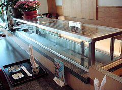 Stainless Steel Display Case